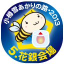 5.花銀会場・小樽雪あかりの路2013