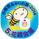 5.花銀会場・小樽雪あかりの路2014