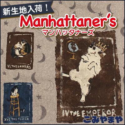 新生地入荷 個性豊かな猫たち Manhattaner's こみやまや 中央区 札幌