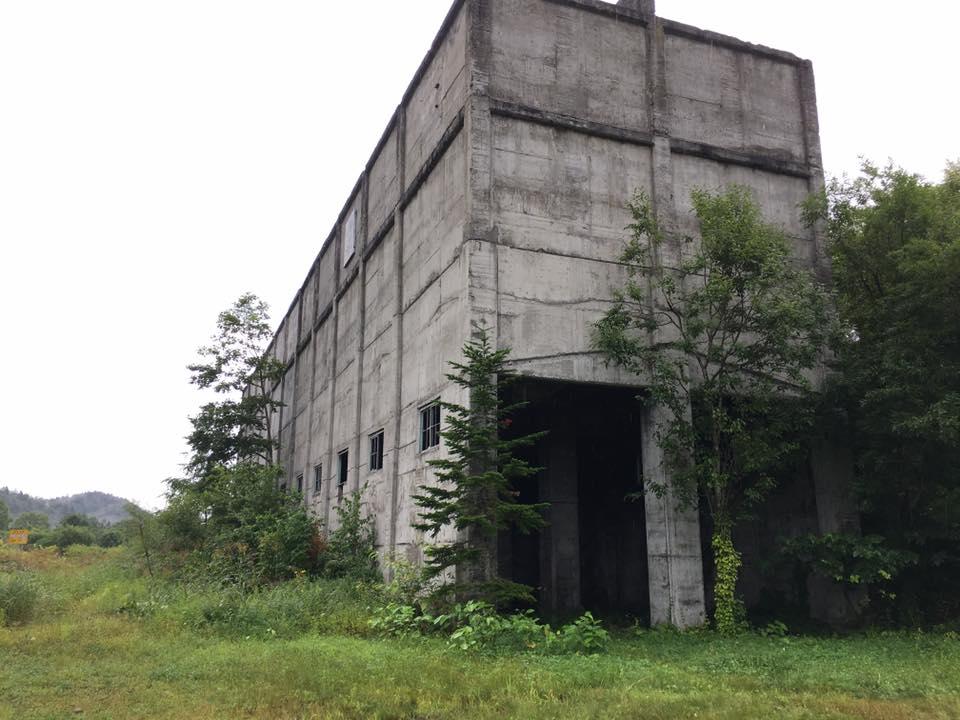 北海道の産業遺跡を実感する風景 鉱山・栄華の象徴『羽幌炭鉱』 札幌