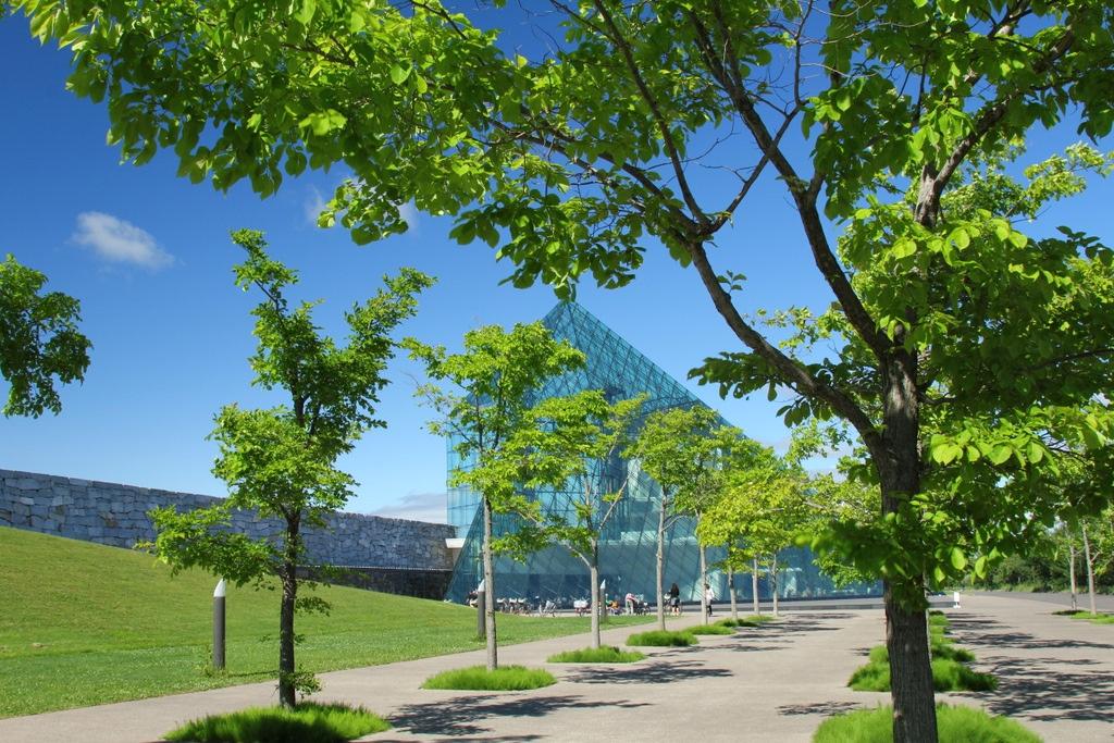 サッペディア ごみ処理場が公園に モエレ沼公園 札幌