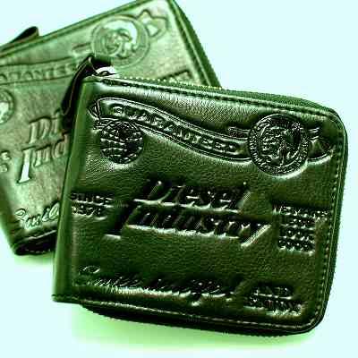 DIESELの財布