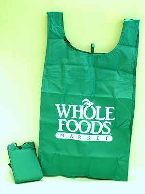 Whole Foods Marketのエコバッグ
